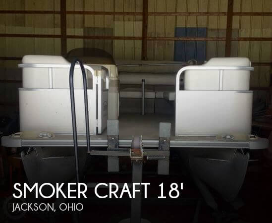 2004 Smoker Craft boat for sale, model of the boat is M 818 Infinity CR & Image # 1 of 40