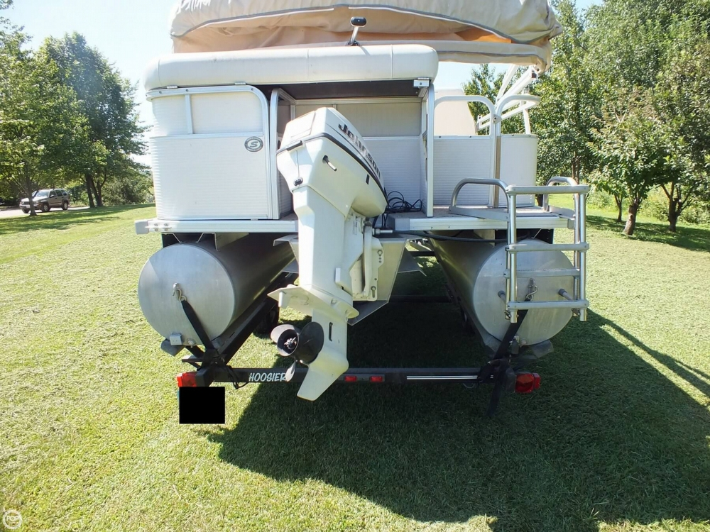 2004 Smoker Craft boat for sale, model of the boat is M 818 Infinity CR & Image # 11 of 40