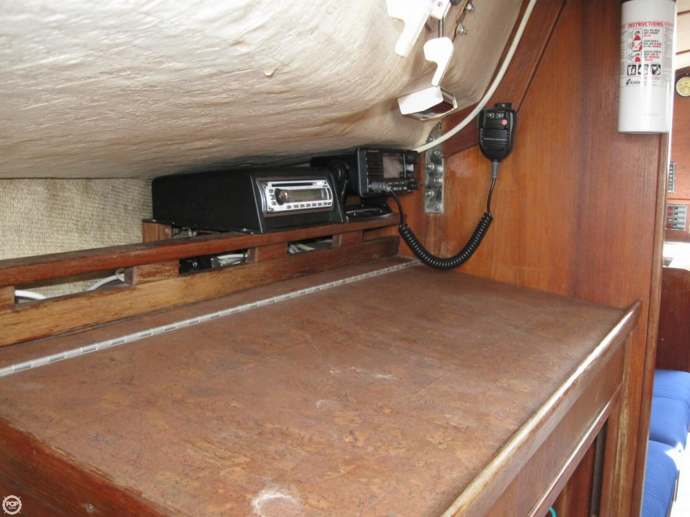 1980 Bayliner MAST HEAD SLOOP - Photo #26