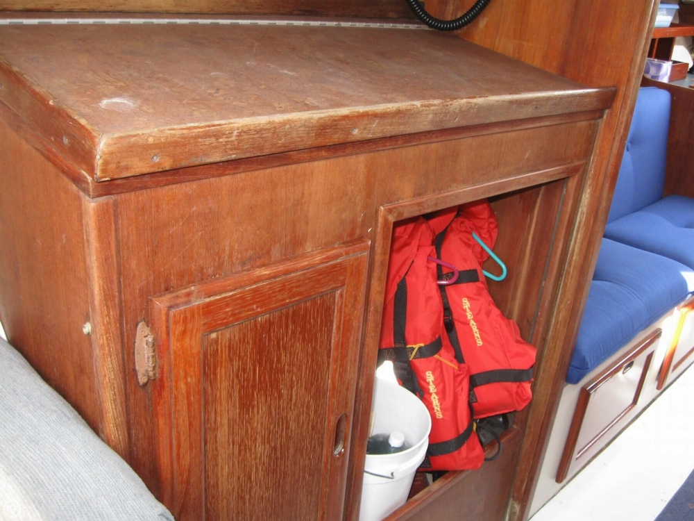 1980 Bayliner MAST HEAD SLOOP - Photo #27