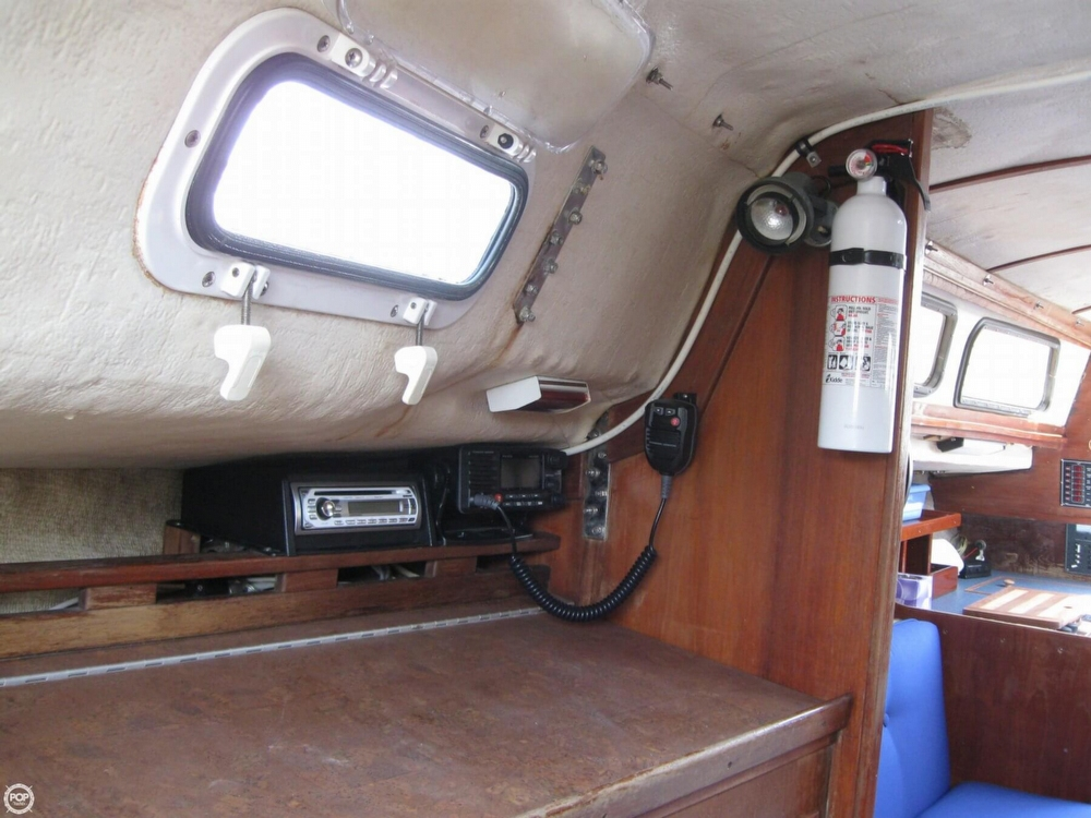 1980 Bayliner MAST HEAD SLOOP - Photo #28