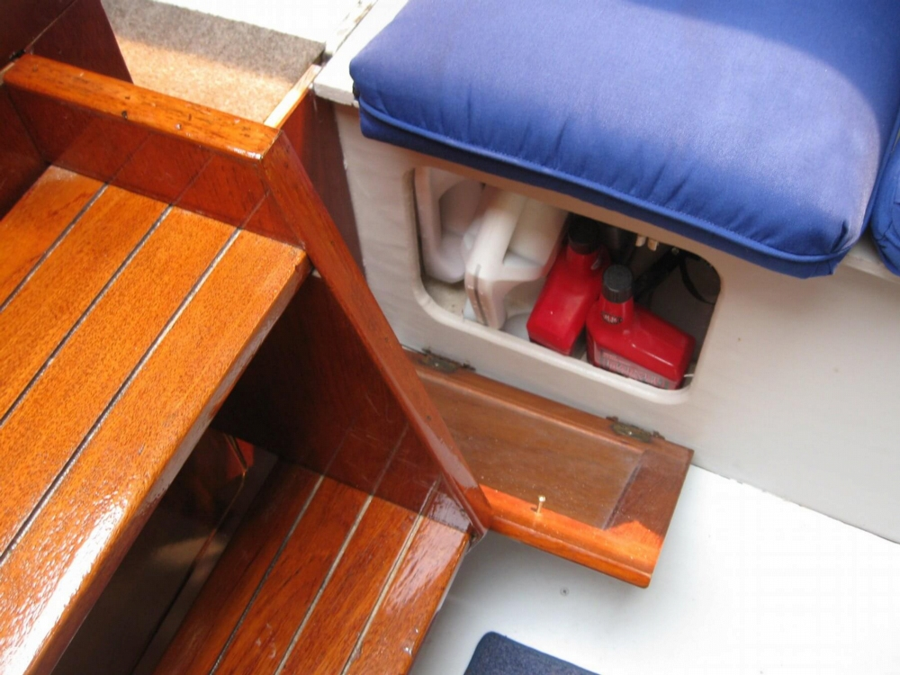 1980 Bayliner MAST HEAD SLOOP - Photo #40