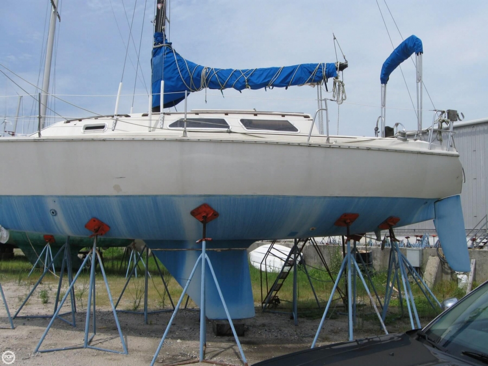 1980 Bayliner MAST HEAD SLOOP - Photo #10