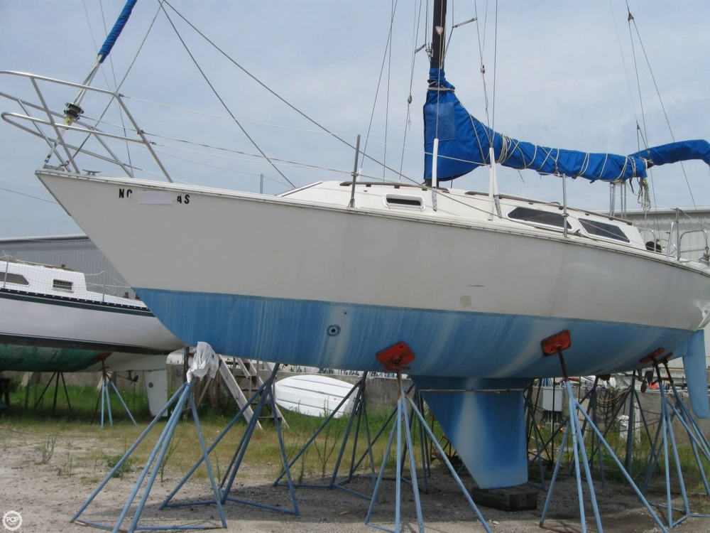 1980 Bayliner MAST HEAD SLOOP - Photo #8