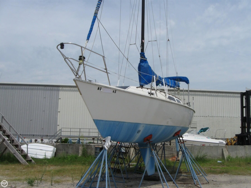 1980 Bayliner MAST HEAD SLOOP - Photo #9