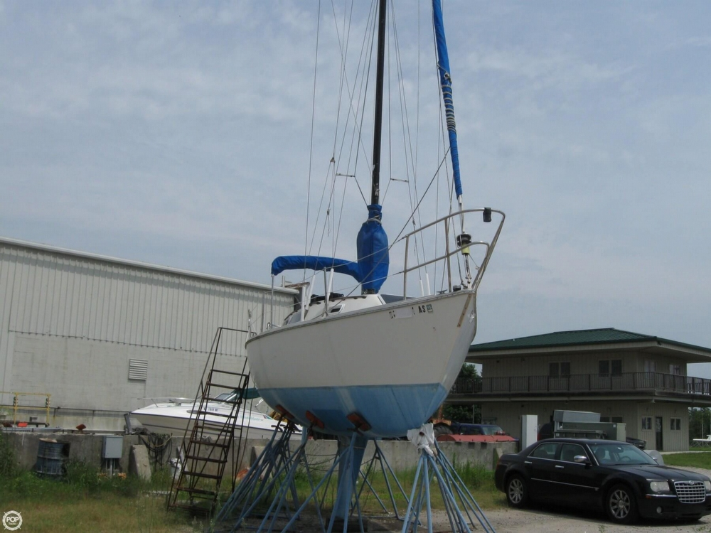 1980 Bayliner MAST HEAD SLOOP - Photo #7