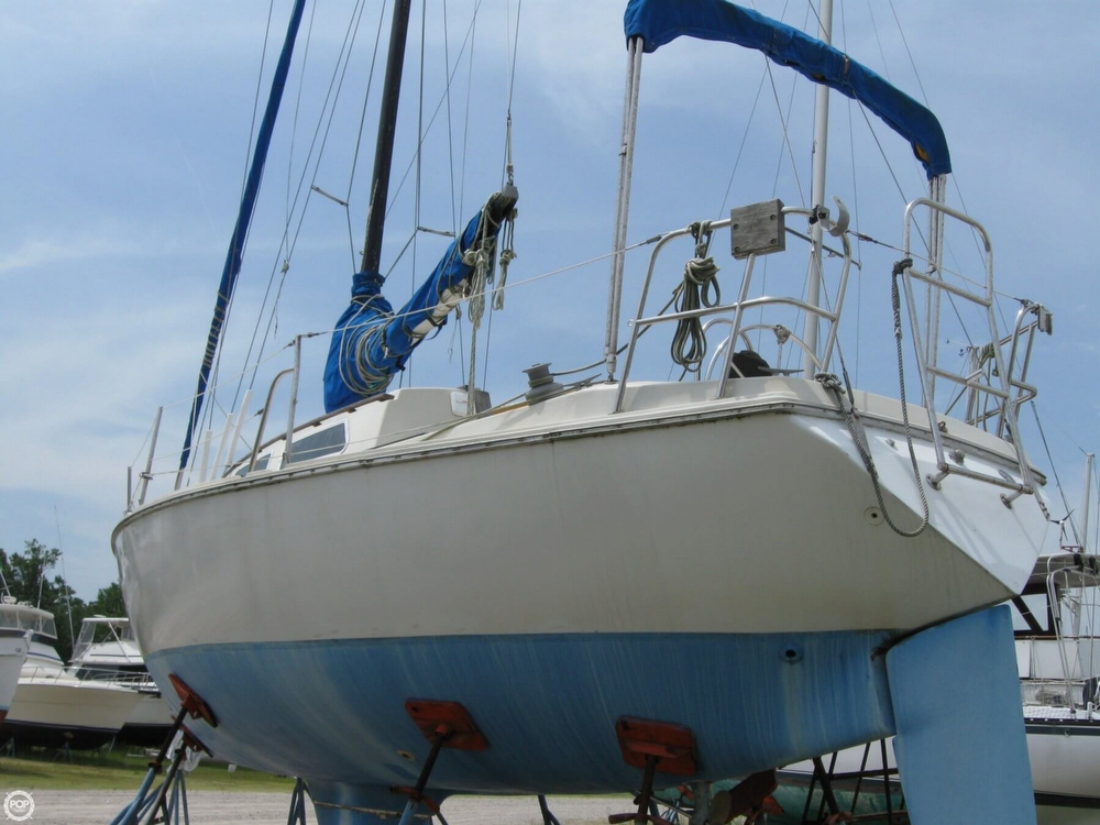 1980 Bayliner MAST HEAD SLOOP - Photo #6