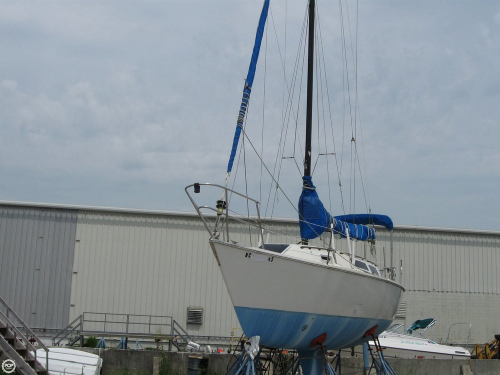 1980 Bayliner MAST HEAD SLOOP - Photo #5