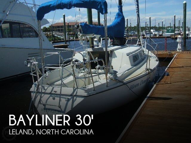 1980 Bayliner MAST HEAD SLOOP - Photo #1