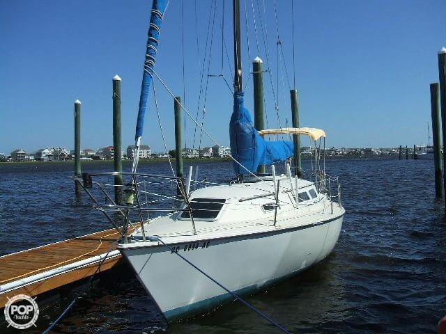 1980 Bayliner MAST HEAD SLOOP - Photo #2