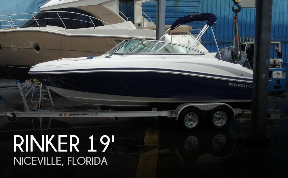 2013 RINKER 196 CAPTIVA BR for sale