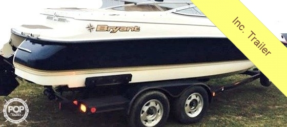 Used Bryant Boats For Sale by owner | 2000 Bryant 21