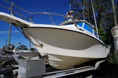 Parker Marine 2520 Pilothouse, 25', for sale - $33,500