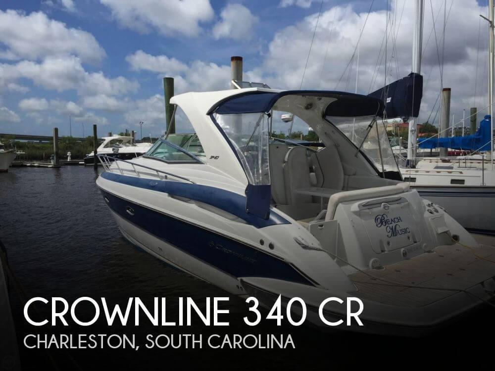 2009 Crownline 340 CR - Photo #1