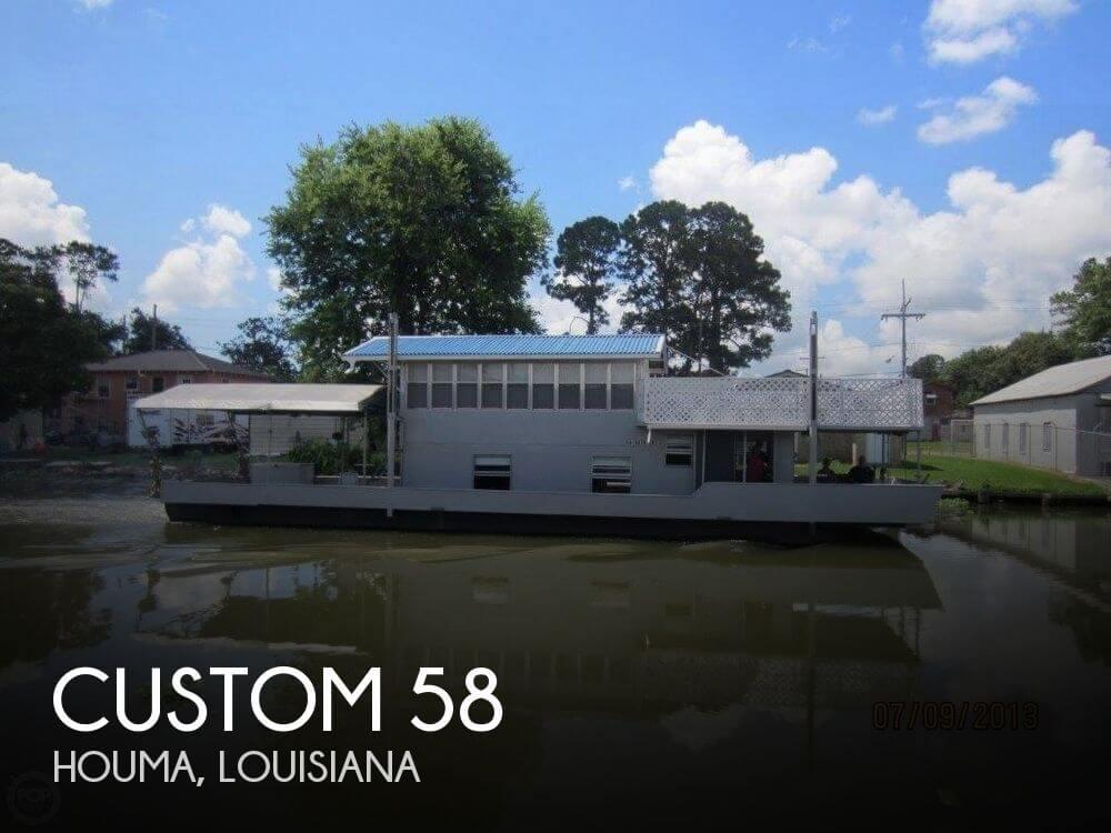 1997 Custom 58 - Photo #1