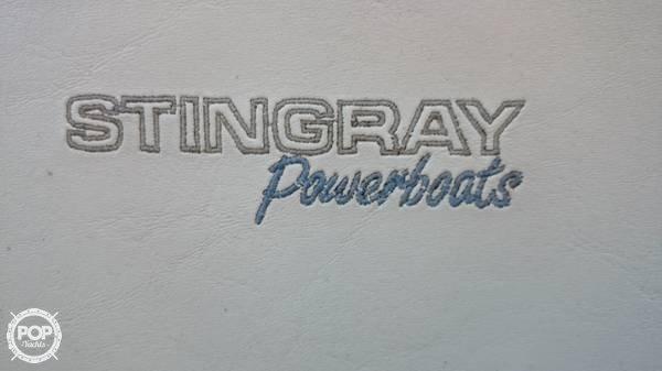 1998 Stingray 220 SX - Photo #8