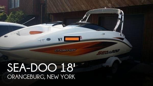 2005 Sea-Doo Challenger 180 SC - Photo #1