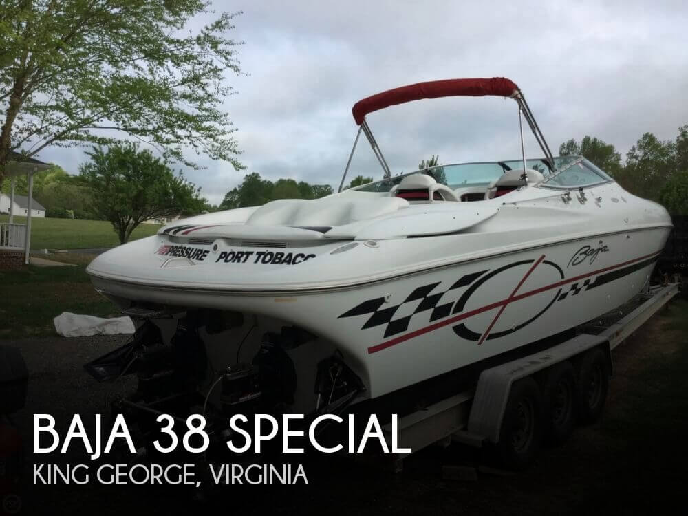 1999 BAJA 38 SPECIAL for sale