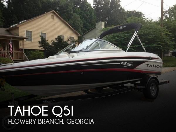 Used Tahoe Boats For Sale in Georgia by owner | 2013 Tahoe 19