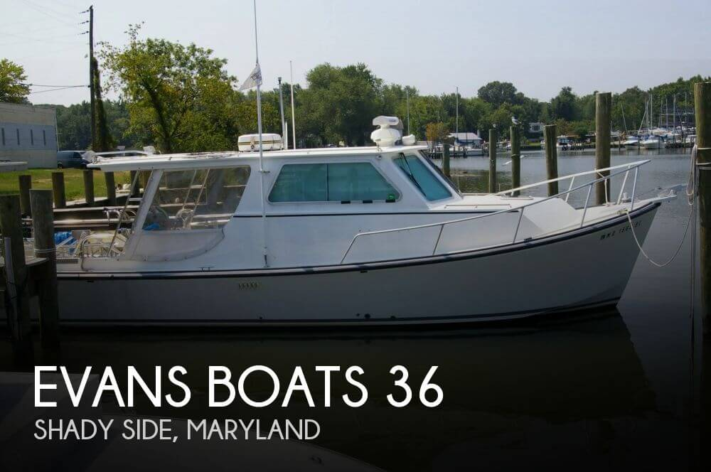 Used Evans Boats Boats For Sale by owner | 2008 Evans Boats 36