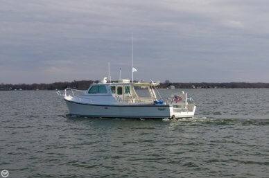 Evans Boats 36 Deadrise, 36', for sale - $134,500
