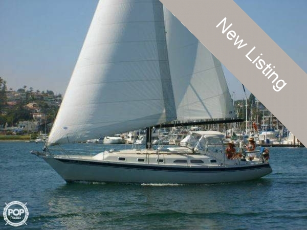Used Boats For Sale in Santa Cruz, California by owner | 1987 Ericson Yachts 38