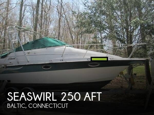 2000 SEASWIRL 250 AFT for sale