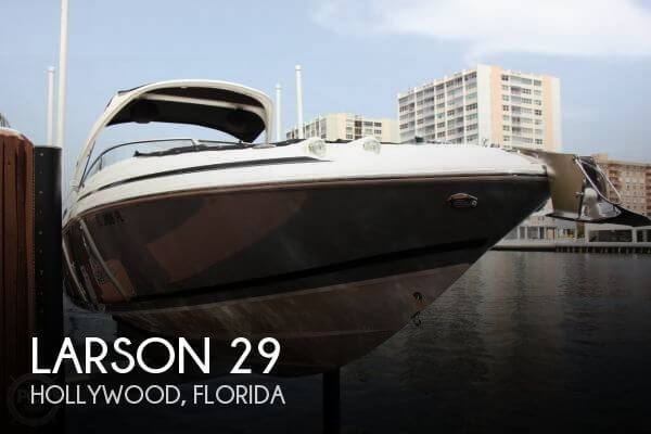 Used Larson Boats For Sale by owner | 2012 Larson 29