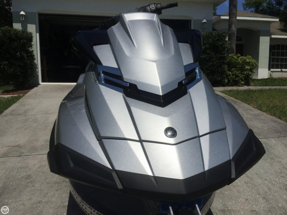 2015 Yamaha Waverunner FX Cruiser SHO - Photo #5