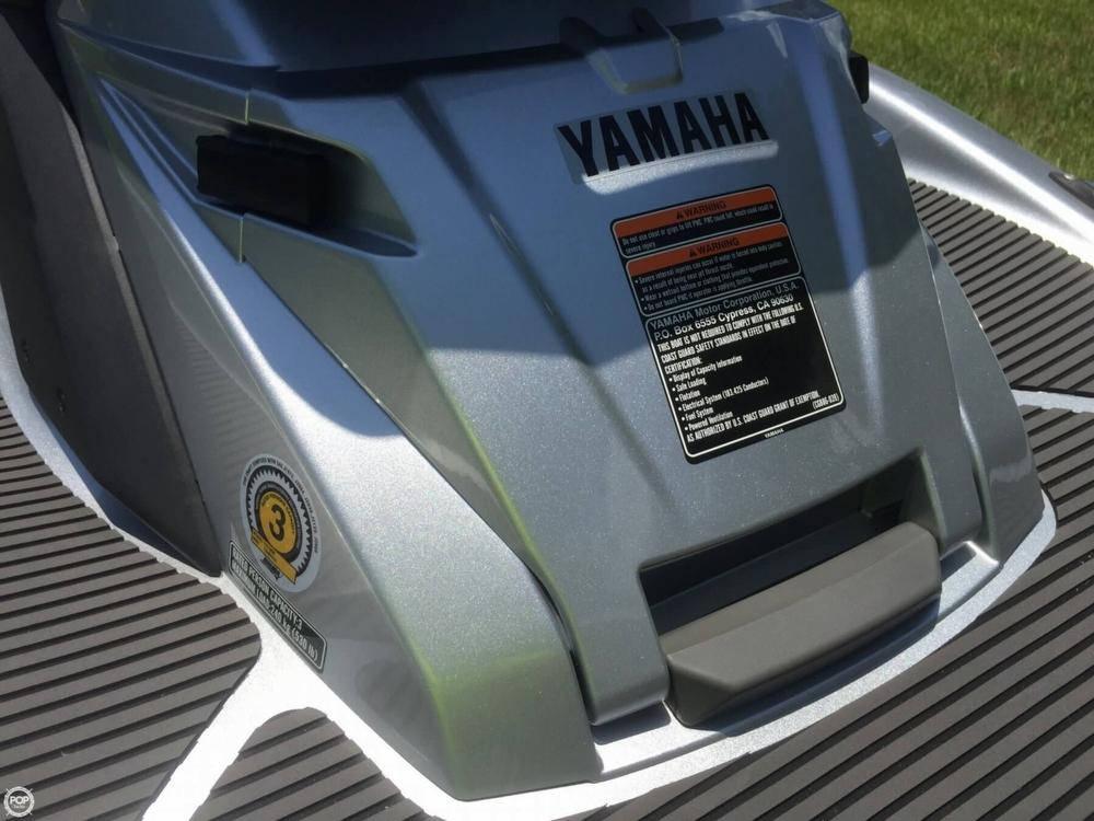 2015 Yamaha Waverunner FX Cruiser SHO - Photo #15