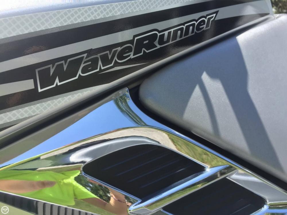 2015 Yamaha Waverunner FX Cruiser SHO - Photo #17