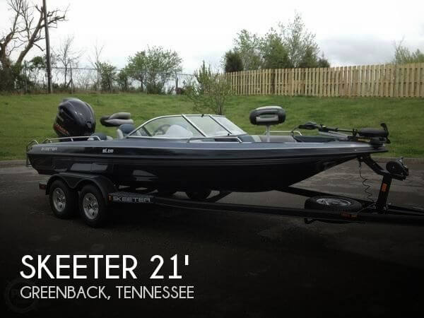 2013 Skeeter SL210 - Photo #1