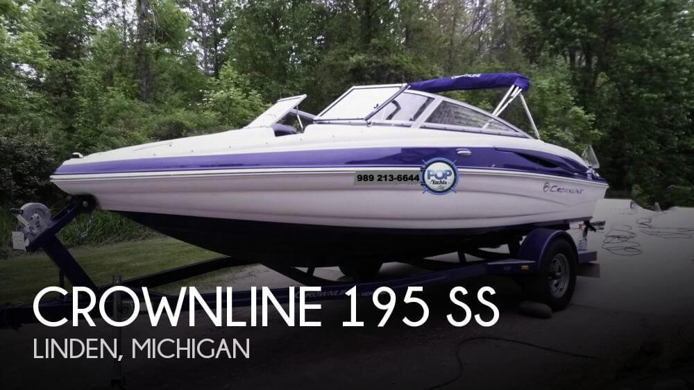 2012 Crownline 195 SS - Photo #1