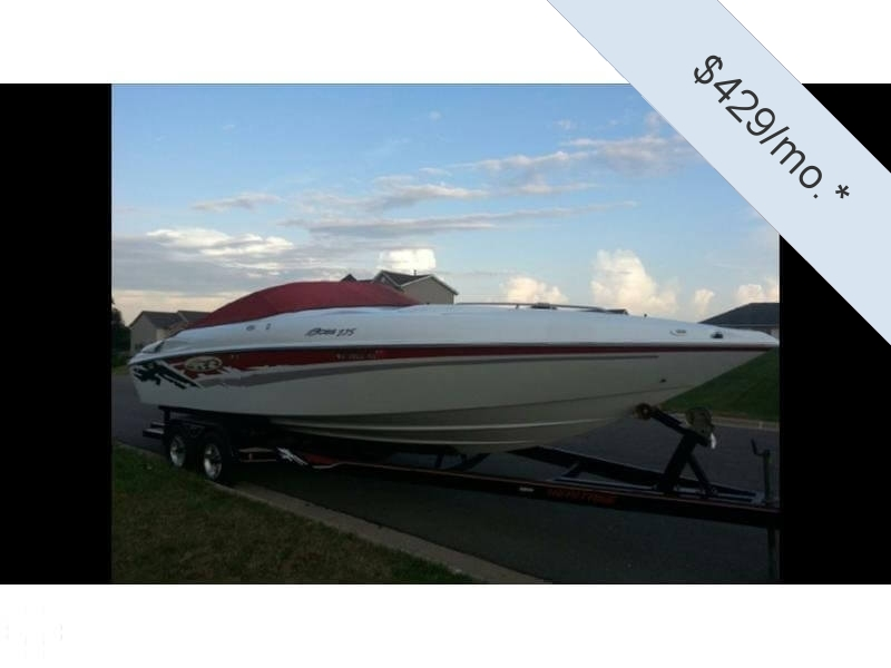 Used Boats For Sale in Madison, Wisconsin by owner | 2003 Baja 27