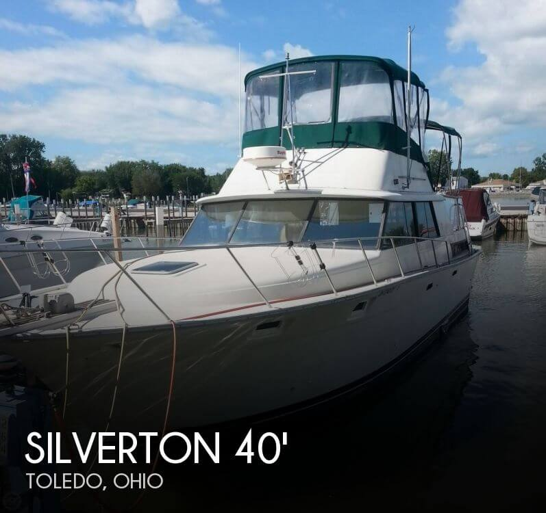 2205948V canceled silverton 40 aft cabin in toledo, oh pop yachts silverton boat wiring diagram at n-0.co