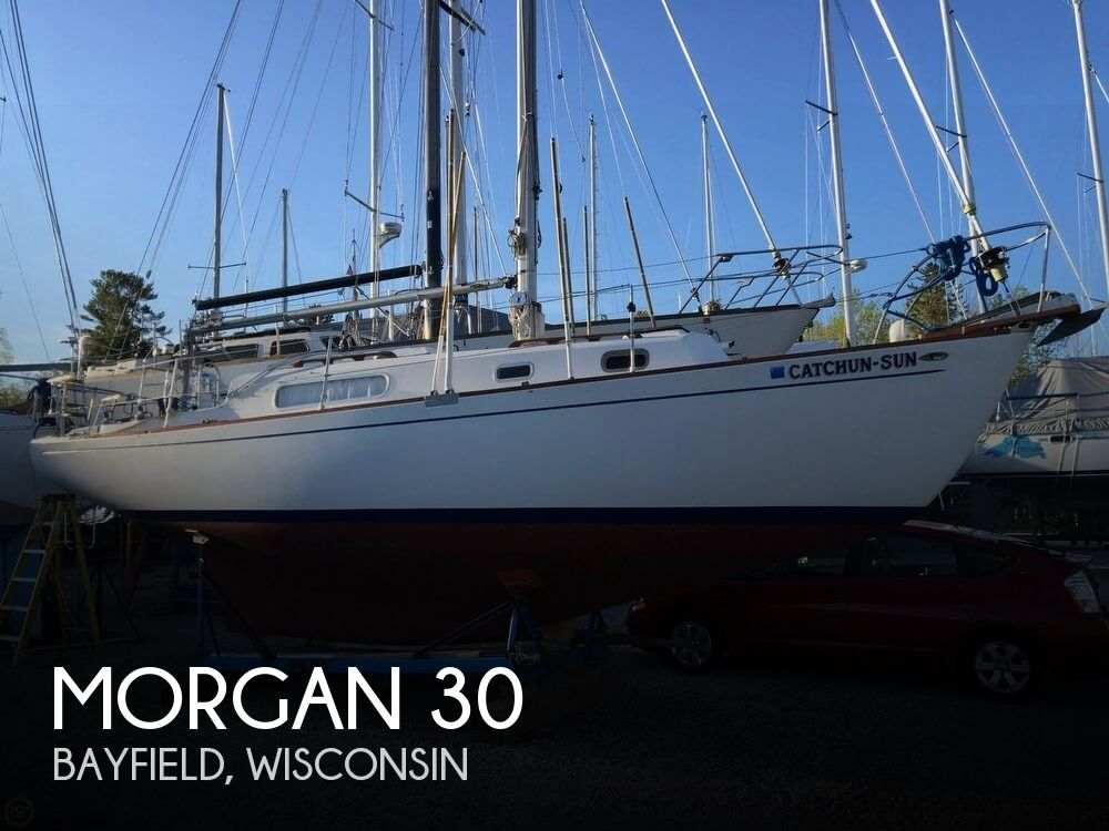 Used Boats For Sale in Duluth, Minnesota by owner | 1969 Morgan 30