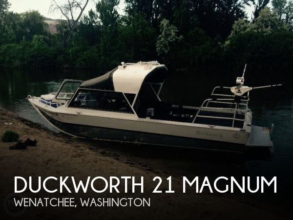 1995 Duckworth 21 Magnum - Photo #1