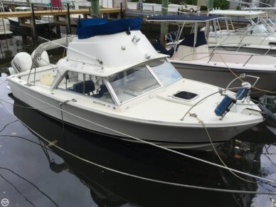 Bertram 25 SF Flybridge, 25', for sale - $21,500
