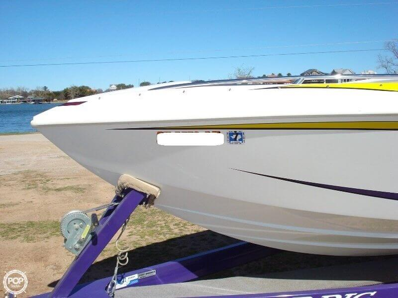 2007 Nordic Tugs boat for sale, model of the boat is 25 Rage Open Bow & Image # 3 of 41