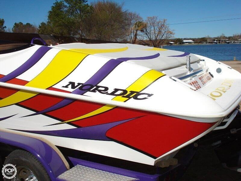 2007 Nordic Tugs boat for sale, model of the boat is 25 Rage Open Bow & Image # 18 of 41