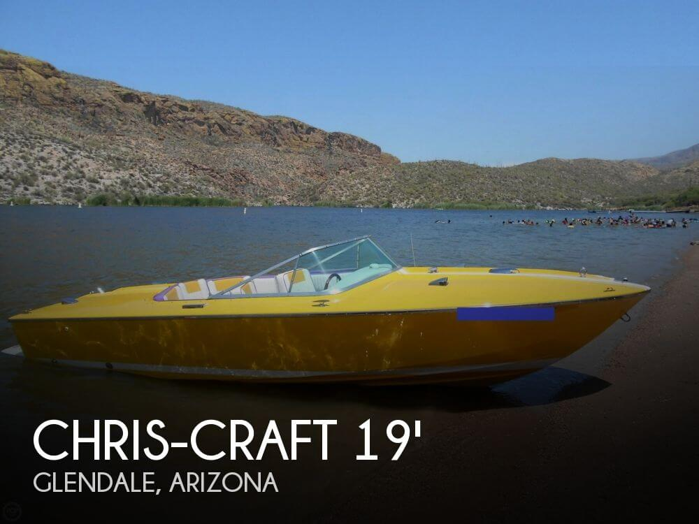 1969 Chris-Craft Commander SS - Photo #1