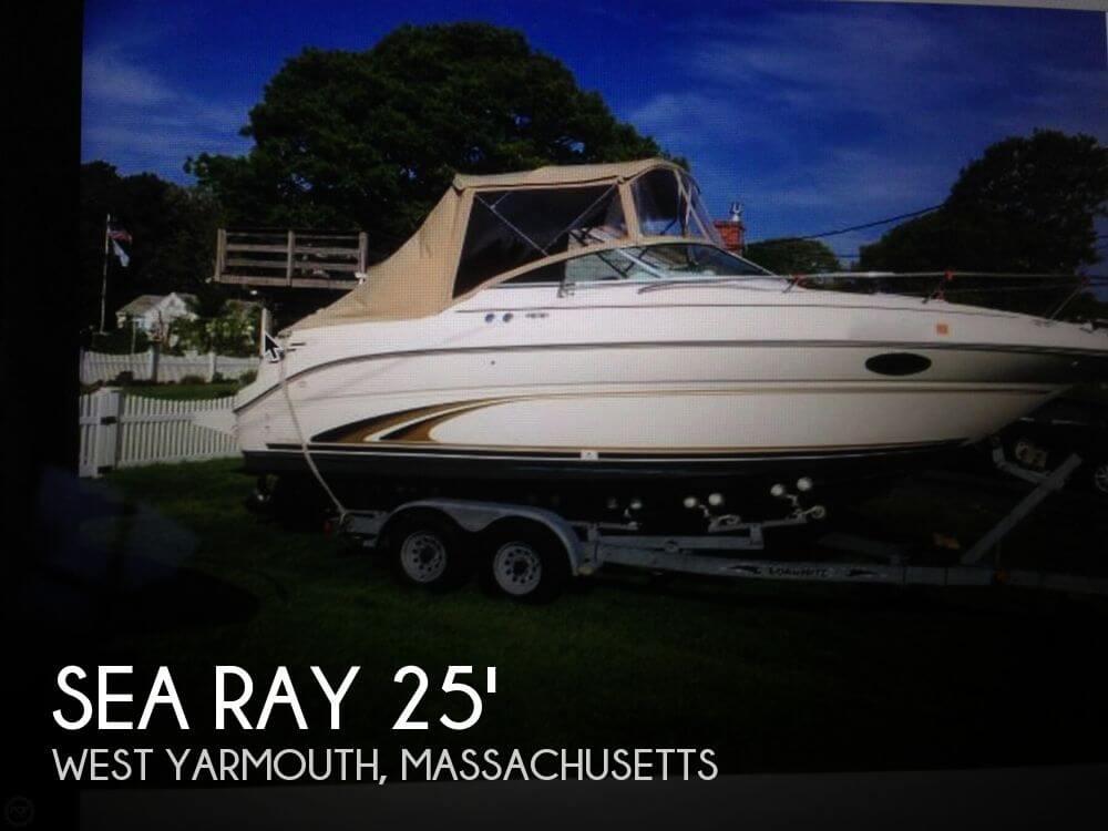 2000 Sea Ray 245 Weekender - Photo #1