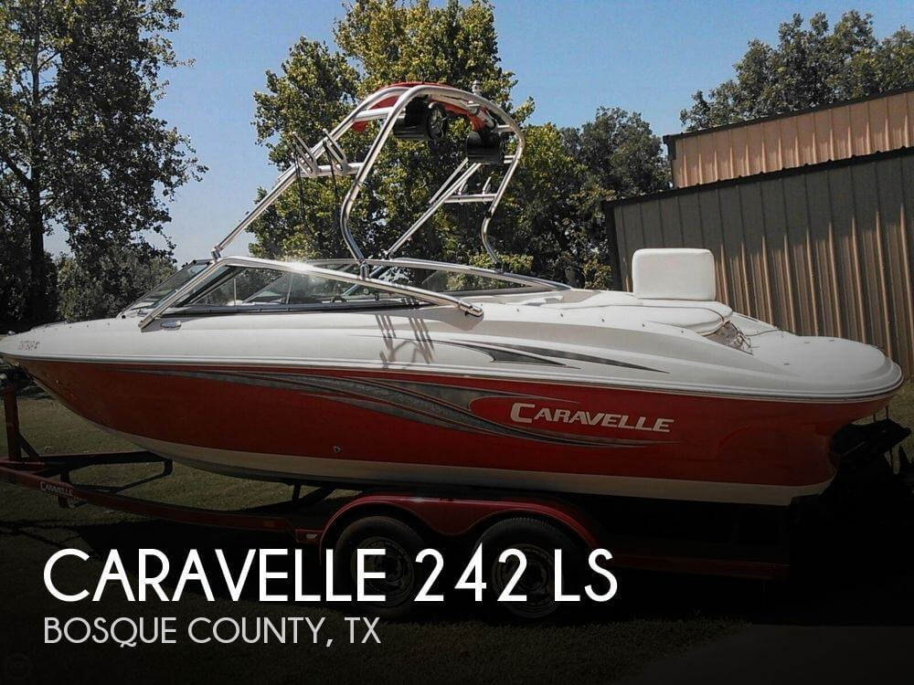 canceled caravelle 242 ls in clifton tx pop yachts