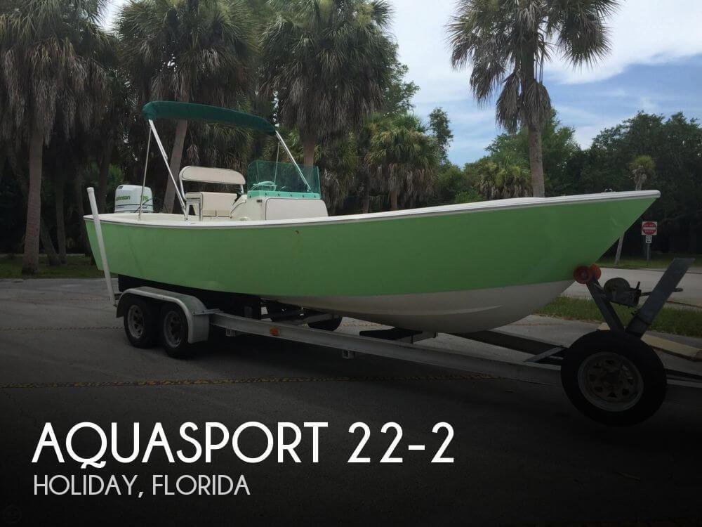 1973 Aquasport 22-2 - Photo #1