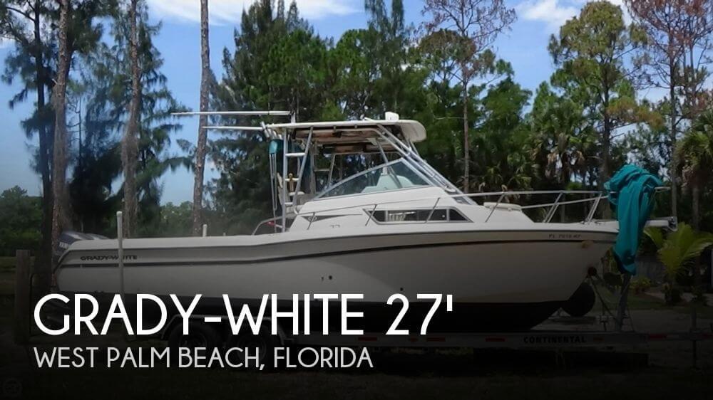 1998 Grady-White 272 Sailfish - Photo #1