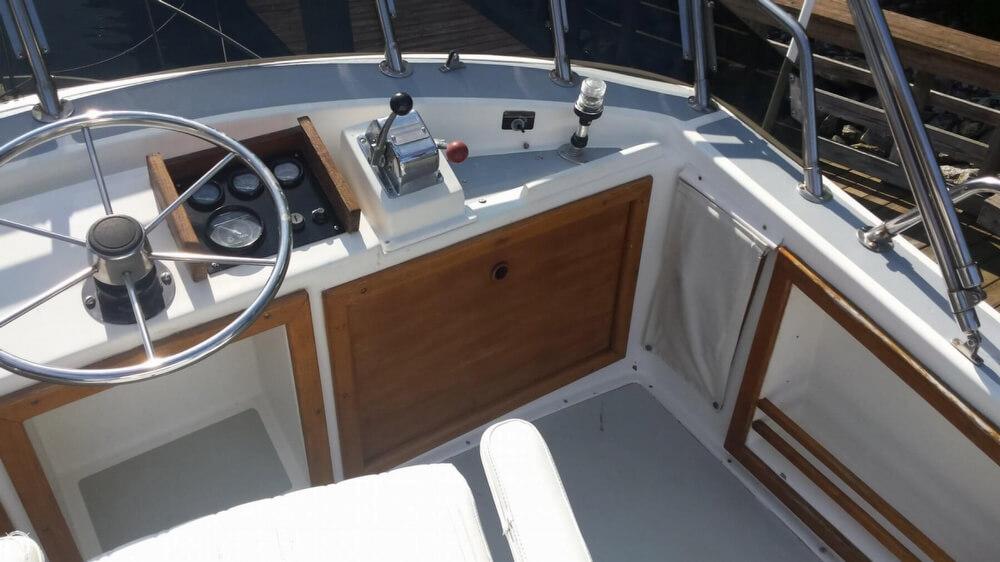 1988 Albin Yachts 34 Motoryacht - Photo #39