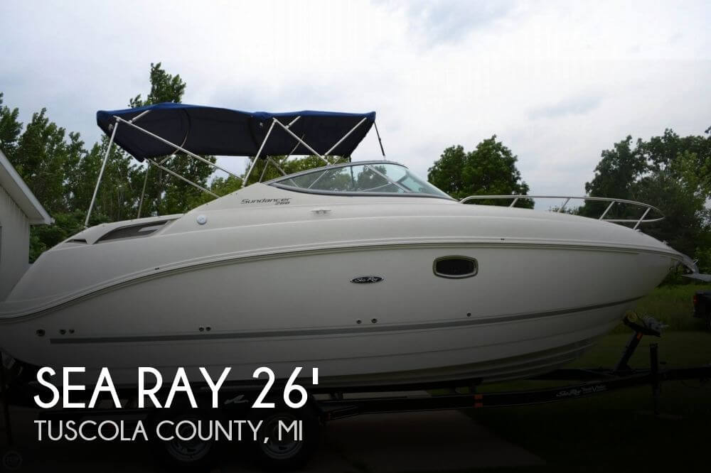 2011 Sea Ray 260 Sundancer - Photo #1