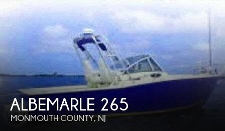 Used Albemarle Boats For Sale by owner | 1999 Albemarle 26