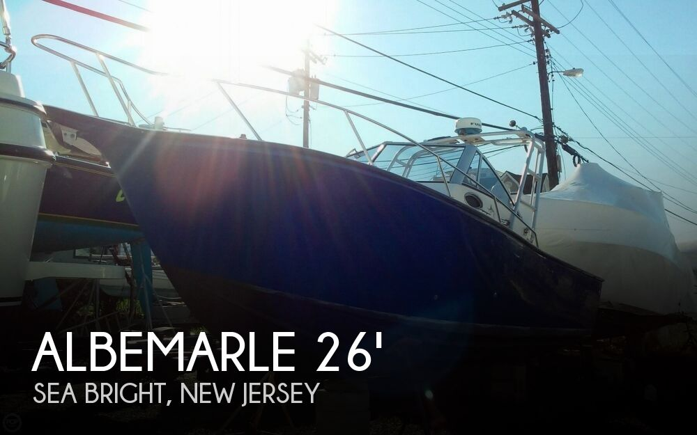 1999 Albemarle 265 Express For Sale
