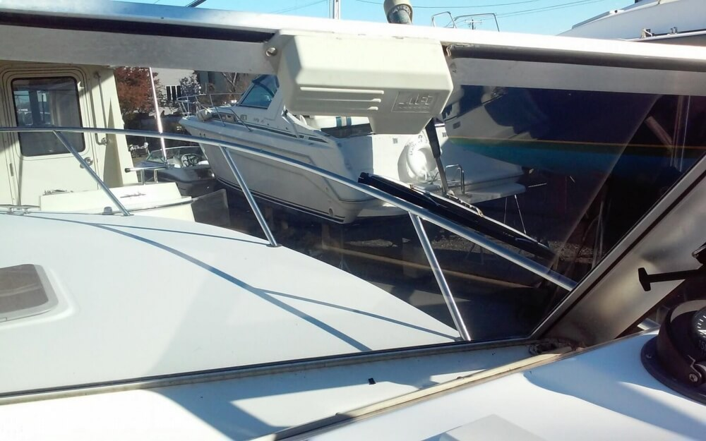 1999 Albemarle boat for sale, model of the boat is 265 Express & Image # 37 of 40